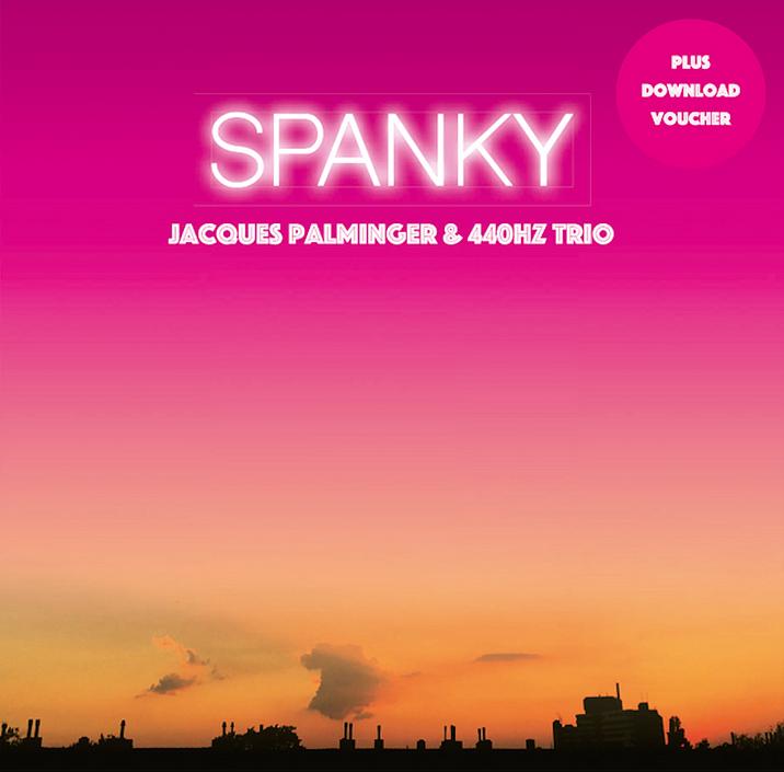 JAQUES PALMINGER & 440hz TRIO - Spanky