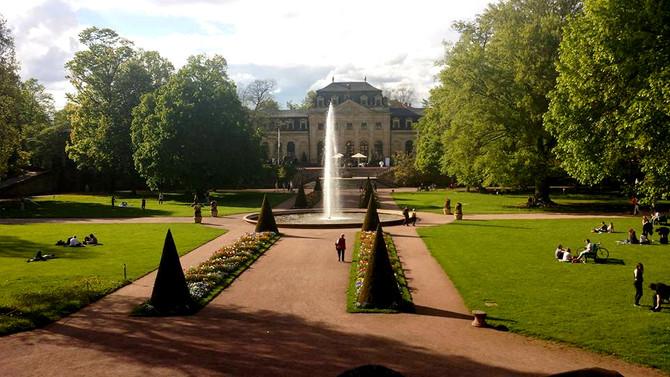 Schmuckstück im Herzen Deutschlands: Fulda