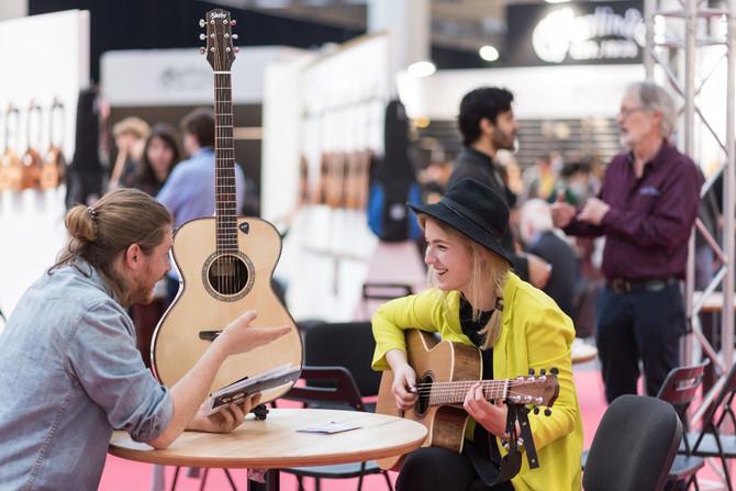 Musikmesse Prolight + Sound in Frankfurt