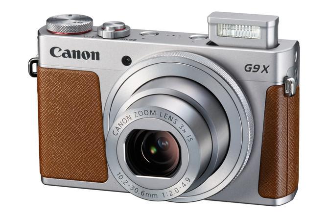Canon Powershot G9-X Mark II: Kompaktkamera im Test gut abgeschnitten