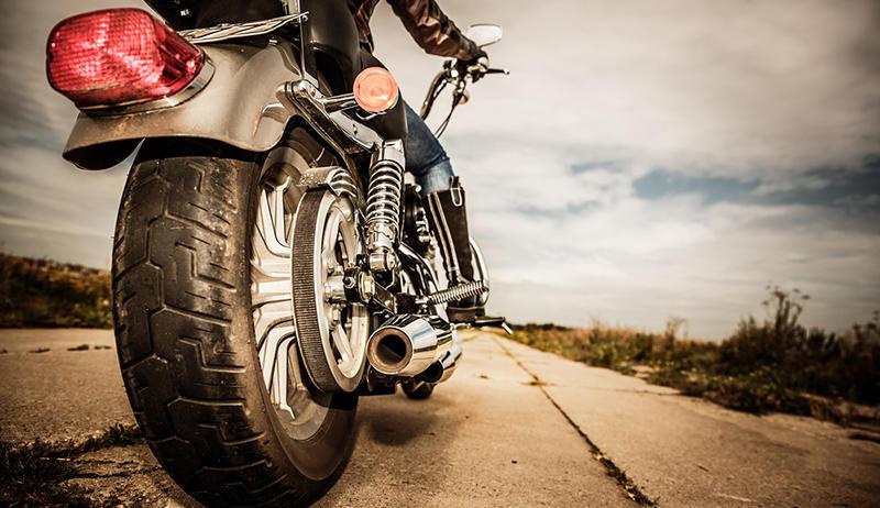 Motorrad Ausfahrt