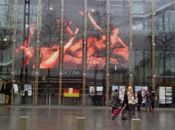 Projection mur extérieur Rennes 50M2