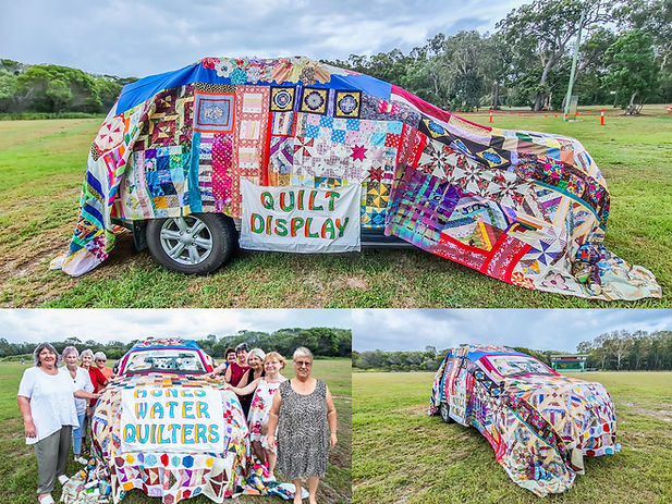 Quilters PRIZE 2021 at SES Grounds - FIN