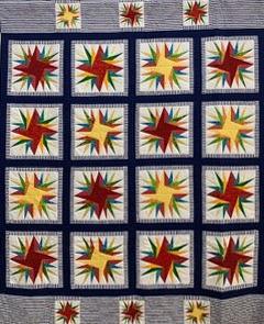 Quilting & Textiles Winner - Lynne Tye