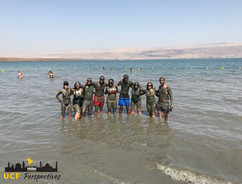 Perspectives 2019 at the Dead Sea