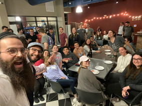 Yehudi Hub. Great food, great people