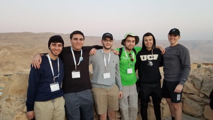 Birthright Israel Winter 2019