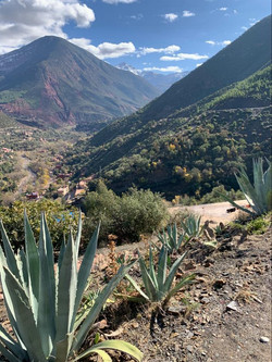 soul stories Marokko stiltewandeling