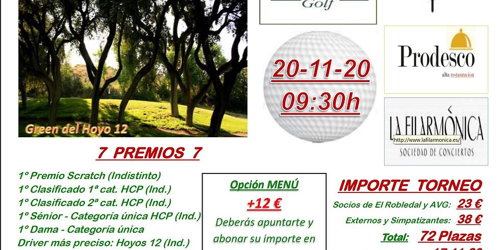 Torneo de Golf 20 de Nov. (Pasado)