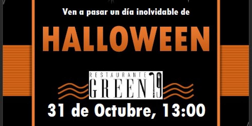 HALLOWEEN EN GREEN19