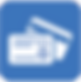 PayNet card icon blue