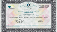 PayNet renews PCI/DSS Certification