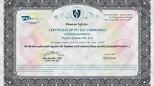 PayNet renews PCI/DSS Certification