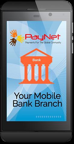 PayNet Mobile Banking App