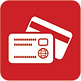 PayNet card icon red