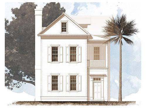 Charleston Sideyard