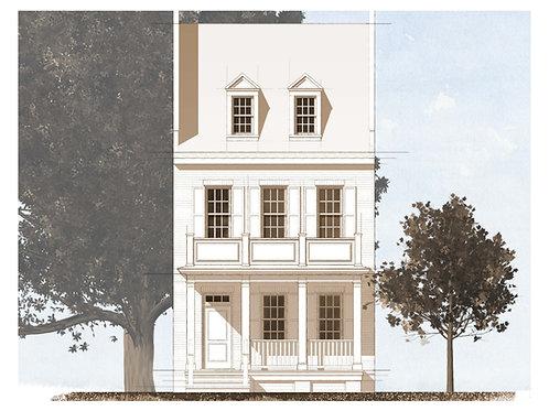 Charleston Townhouse
