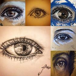 #eyes #sketch#sketchbook#drawing#art#artwork#janoum