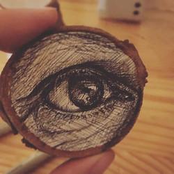 'Auge meiner Mutter' .