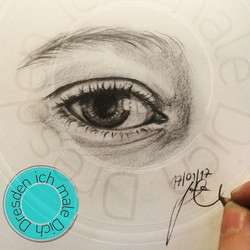 'you know'_pencil on paper_•_-link in bio-_#art #eye #illustration #drawing #draw #picture #artist #