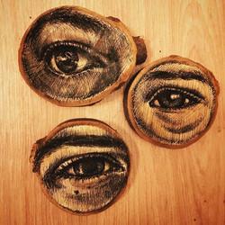 👀need more tree discs..