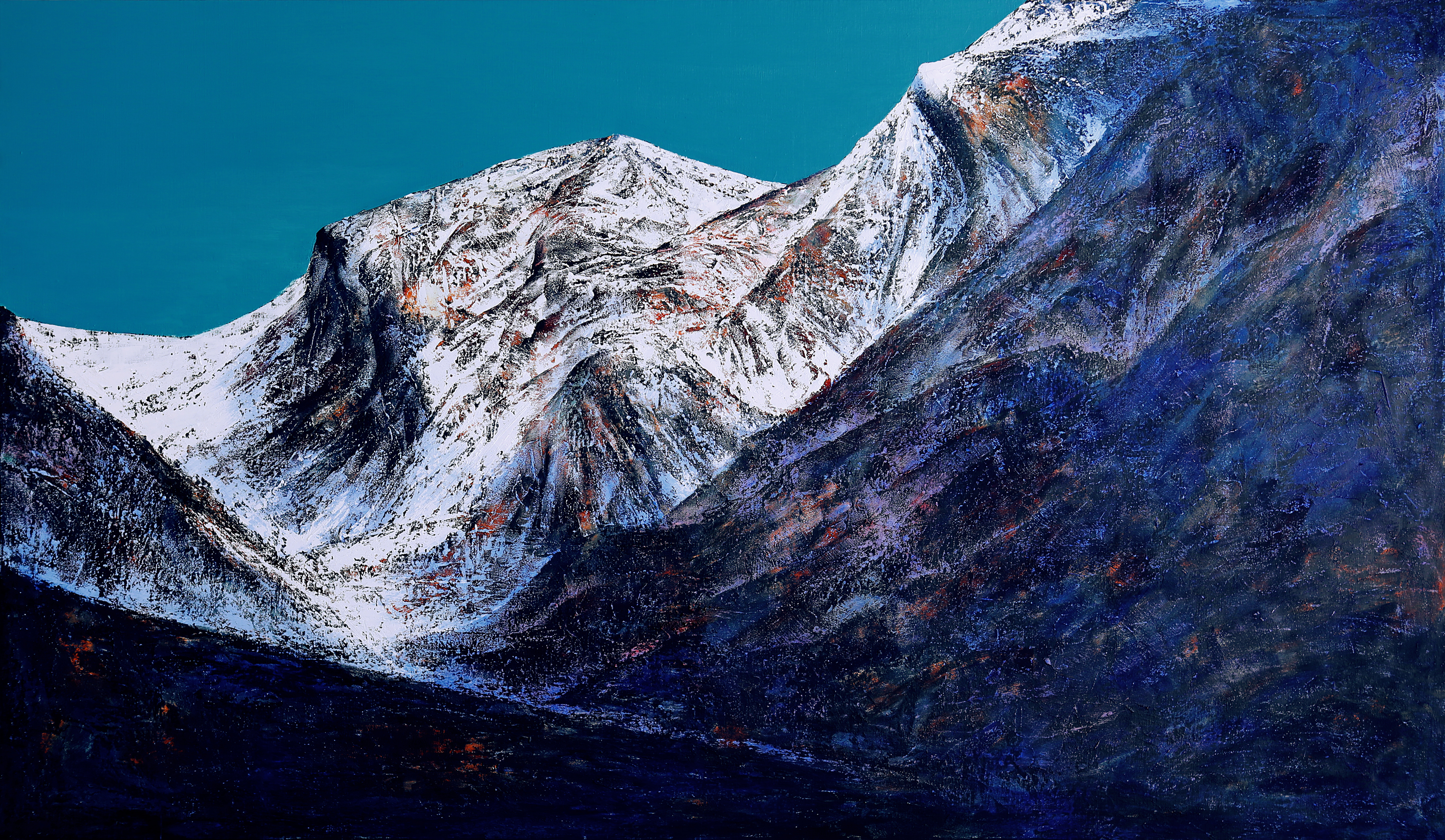 Mt Neve Ⅰ. Dong Yeoun Kim