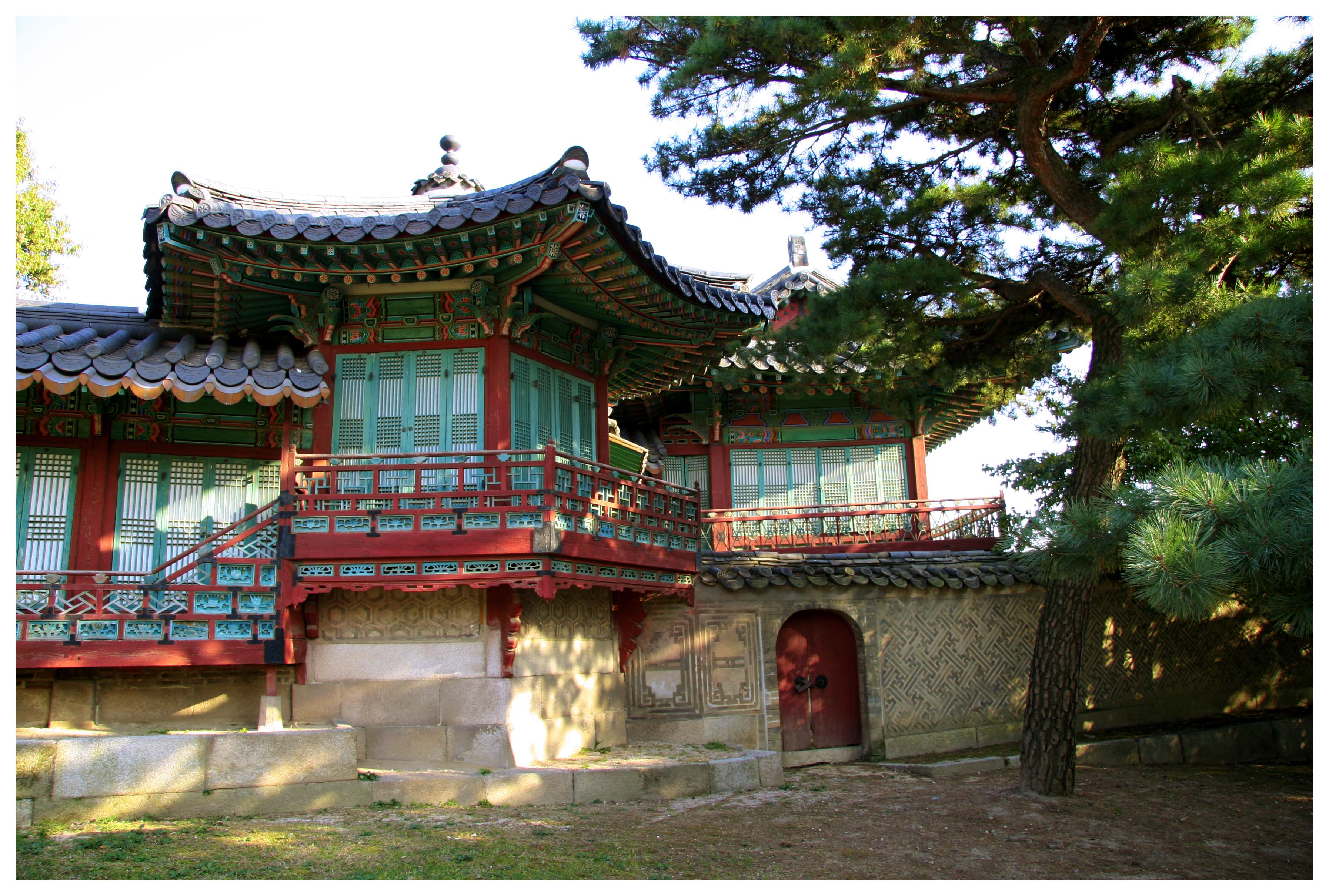 Changdeokgung Palace, Korea