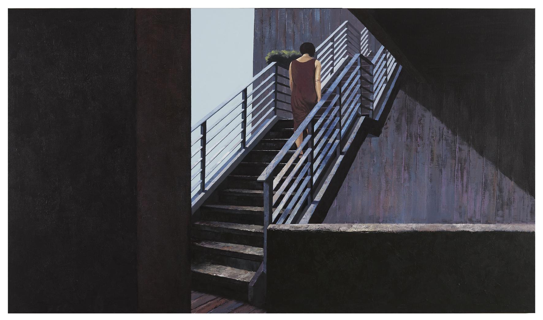 The wall Ⅱ. Dong Yeoun Kim