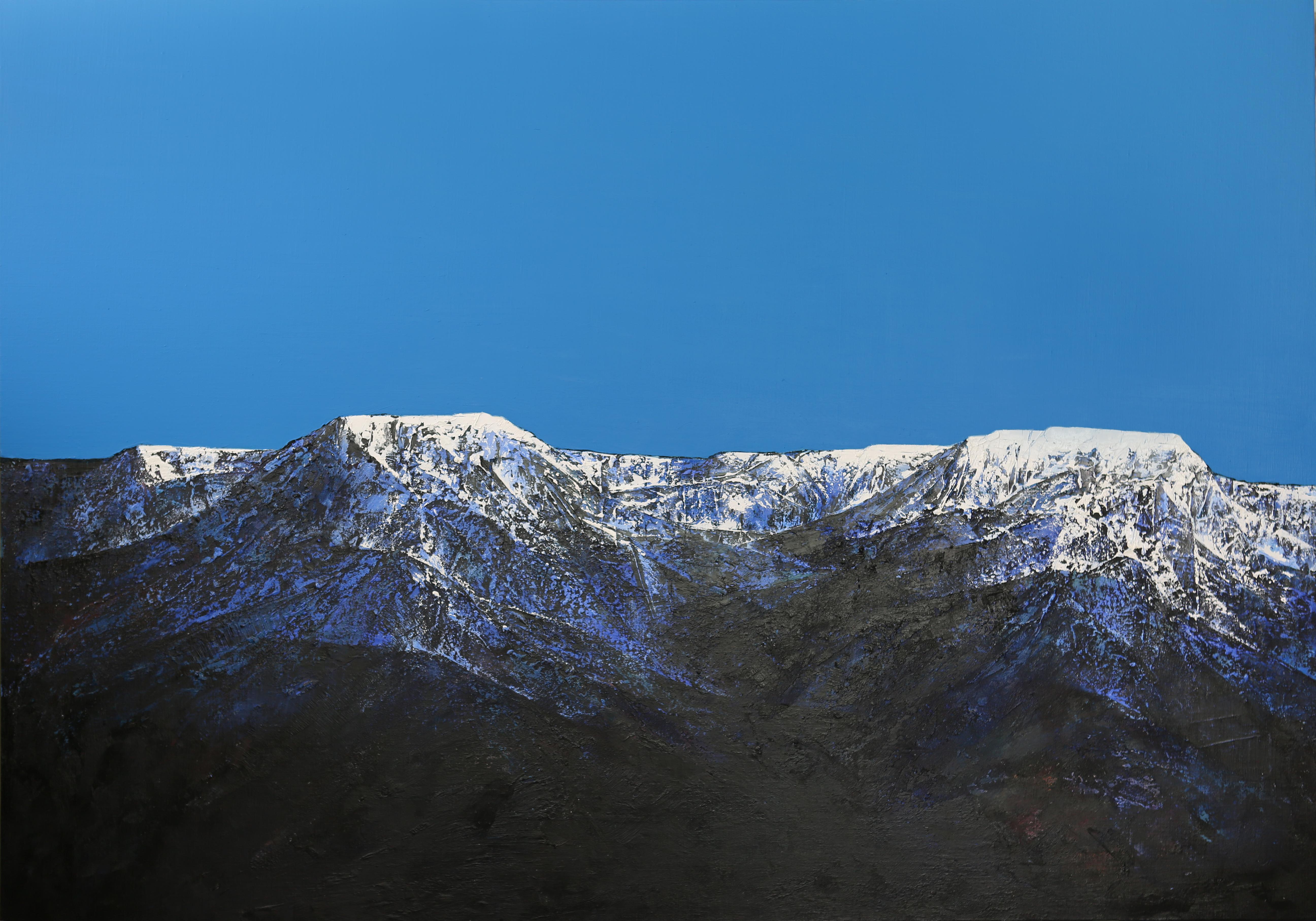 Mountain of Silence_Ⅳ.Dong Yeoun kim