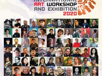 Andaman International Art Workshop and Exhibition Krabi 2020