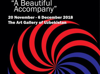 - the 1st korean contemporary arts in uzbekistan Gallery of Fine Art of Uzbekistan, Tashkent