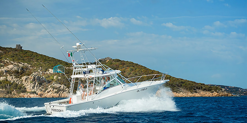 Poseidon Fishing Charter