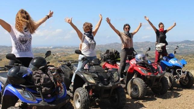 Quad Safari Tours