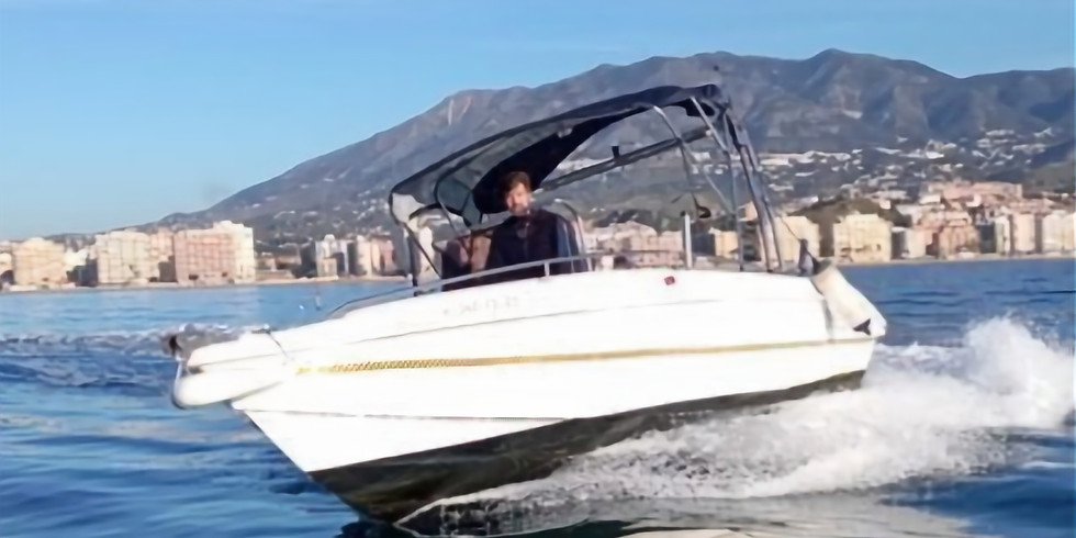 Boat Rental 6m+ (licence required)