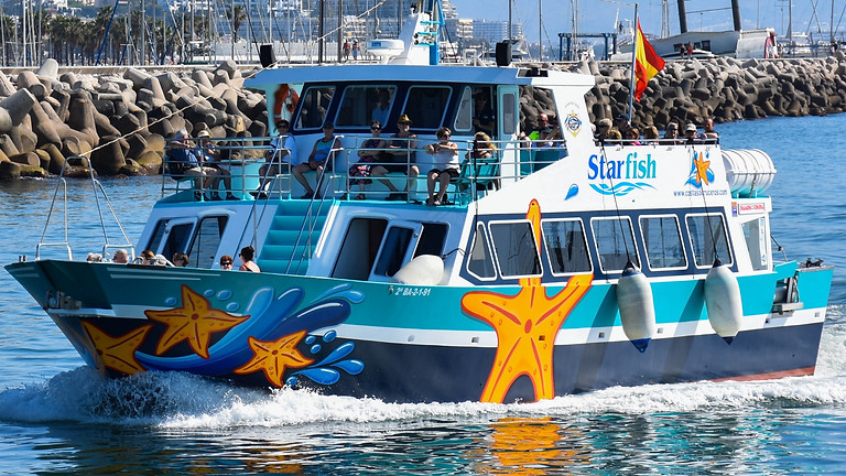 Ferry Benalmadena: Port Ticket Office
