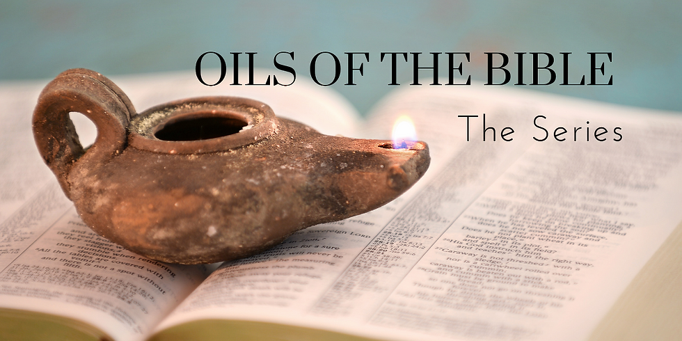 Oils of the Bible Series