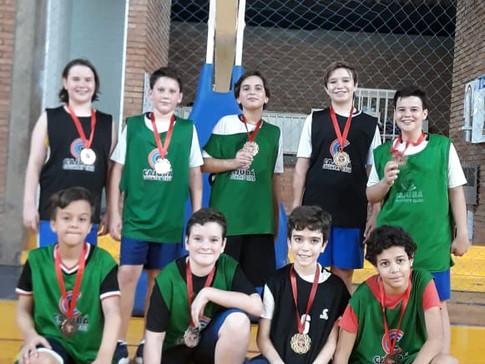 Torneio Interno de Basquete (20/05)