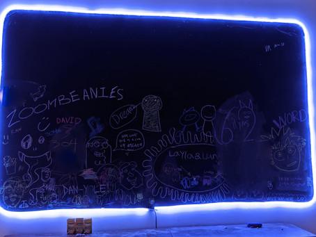 LP!VR Chalkboard Spotlight!