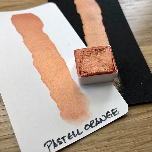 Watercolor – Pastel Orange