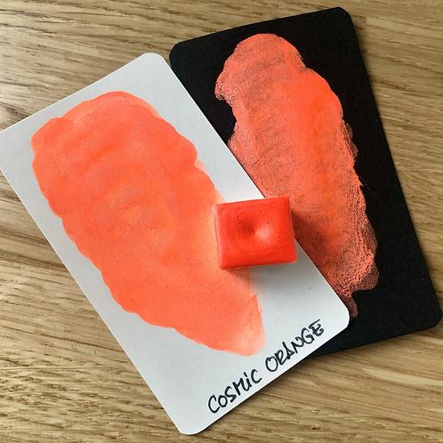 Watercolor – Cosmic Orange