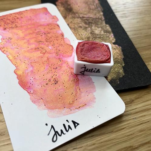 Watercolor – Julia