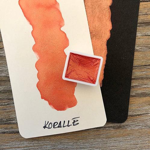 Watercolor – Koralle