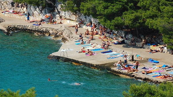 Vacation Rental Croatia Tribunj Beach
