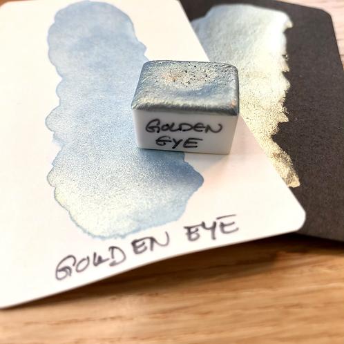 Watercolor – Golden Eye