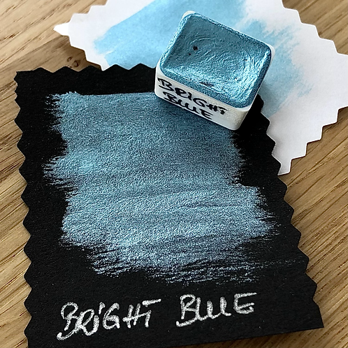 Watercolor – Bright Blue