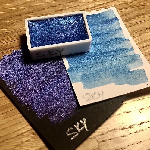 Watercolor – Sky