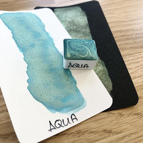 Watercolor – Aqua