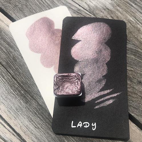 Watercolor – Lady