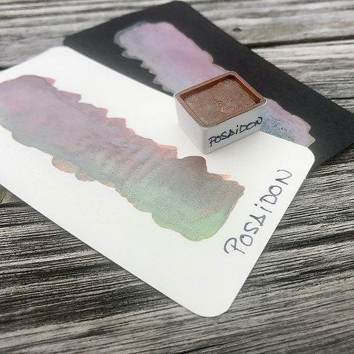 Watercolor – Color Shift Posaidon
