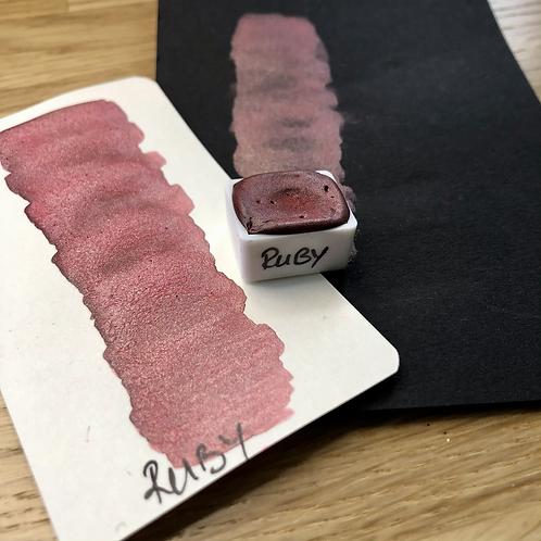 Watercolor – Ruby